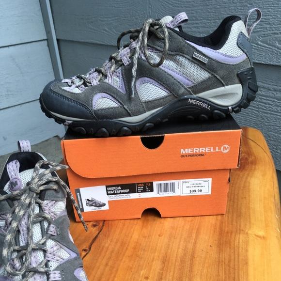 Merrell Energis Waterproof Shoes